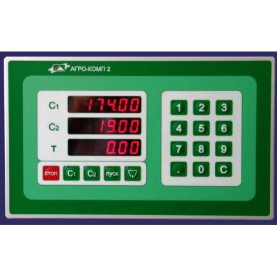 Контроллер весовой RMWS