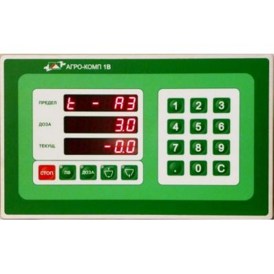 Контроллер весовой RMWS-1B