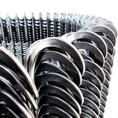 Гибкая спираль из пружинной стали