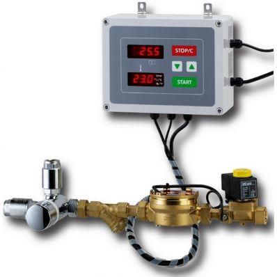 Дозатор-смеситель воды DOMIX 25