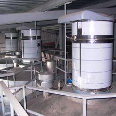 Специальные фильтры для силоса